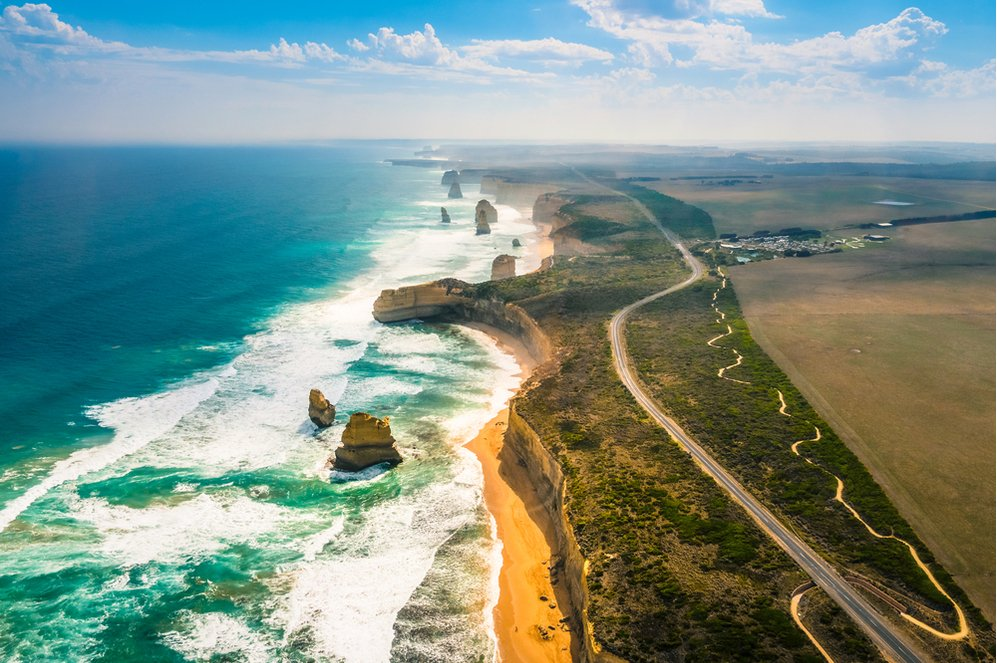 The Great Southern Touring Route