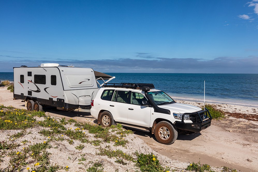 Want to caravan around Australia? Here's what you need to know.